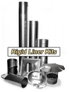 rigid chimney liner